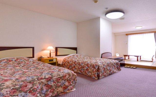 Отель Miyuki Hamabaru Resort Центр Окинавы комната для гостей