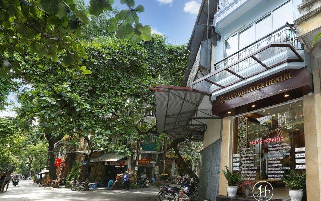 Отель Hanoi Old Quarter Hostel Вьетнам, Ханой - отзывы, цены и фото номеров - забронировать отель Hanoi Old Quarter Hostel онлайн вид на фасад