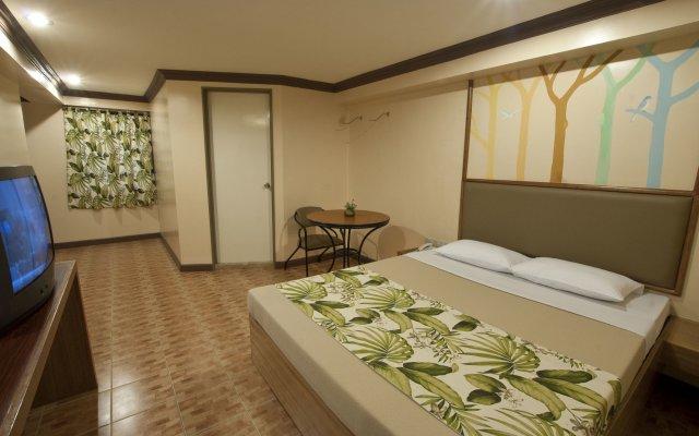 Отель Pinoy Pamilya Hotel Филиппины, Пасай - отзывы, цены и фото номеров - забронировать отель Pinoy Pamilya Hotel онлайн комната для гостей