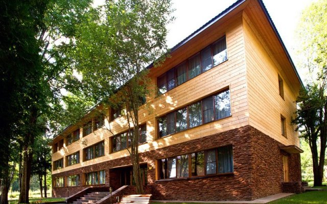 """""""Солнечный Парк отель and SPA"""" отель вид на фасад"""