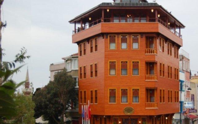 Отель Valide Sultan Konagi вид на фасад