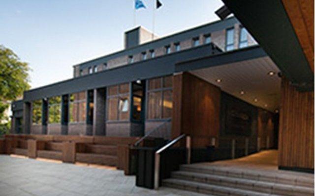 Отель GoGlasgow Urban Hotel by Compass Hospitality Великобритания, Глазго - отзывы, цены и фото номеров - забронировать отель GoGlasgow Urban Hotel by Compass Hospitality онлайн вид на фасад