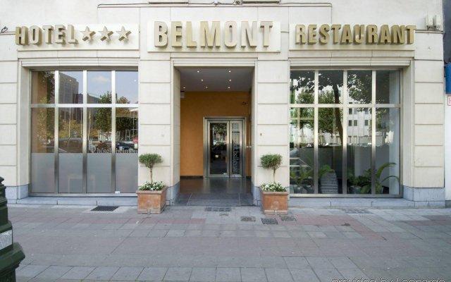 Hotel Belmont вид на фасад