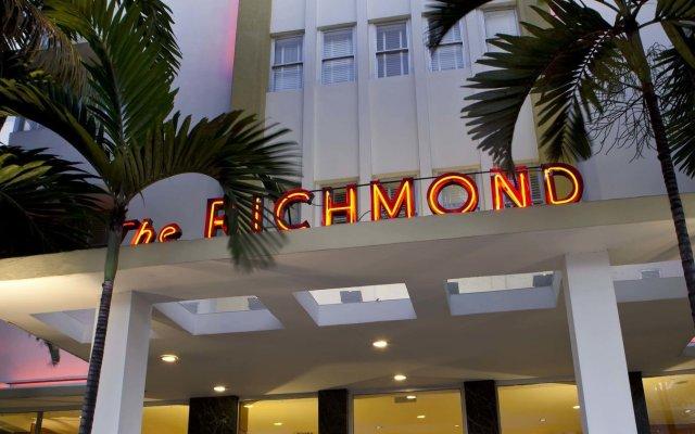 Richmond Oceanfront Hotel Miami Beach United States Of America Zenhotels
