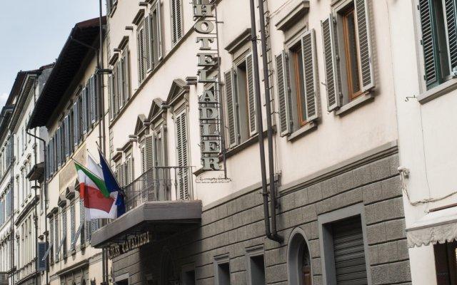 Adler Cavalieri Hotel вид на фасад