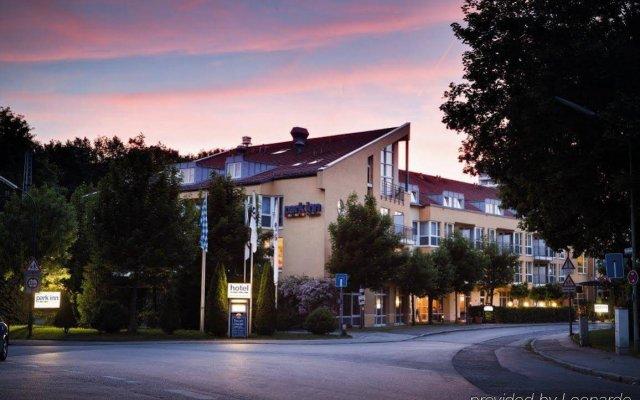 Отель 4Mex Inn Мюнхен вид на фасад