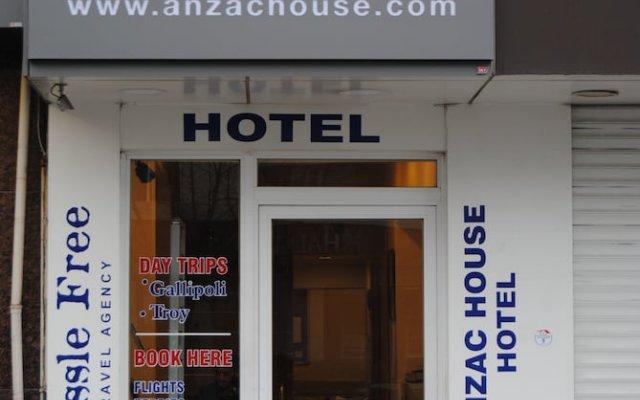 Anzac House Youth Hostel Турция, Канаккале - отзывы, цены и фото номеров - забронировать отель Anzac House Youth Hostel онлайн вид на фасад