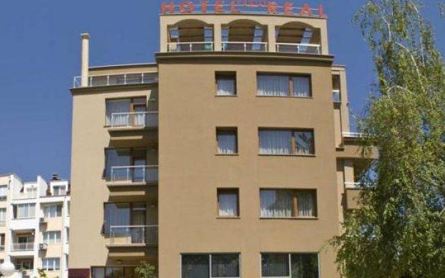 Отель Real Болгария, Пловдив - отзывы, цены и фото номеров - забронировать отель Real онлайн вид на фасад