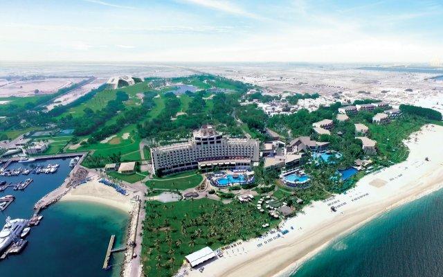 Отель JA Palm Tree Court балкон