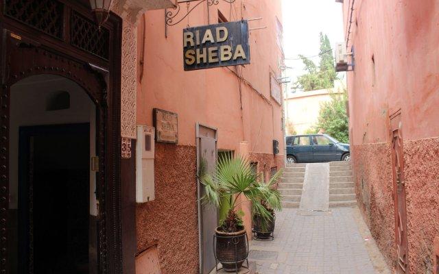 Отель Riad Dar Sheba Марокко, Марракеш - отзывы, цены и фото номеров - забронировать отель Riad Dar Sheba онлайн вид на фасад