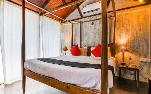 Отель Capital O 41974 Village Susegat Beach Resort Гоа комната для гостей