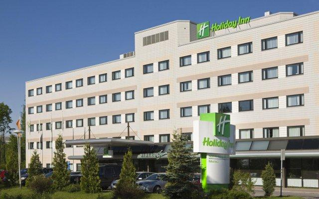 Отель Holiday Inn Helsinki - Vantaa Airport Финляндия, Вантаа - 9 отзывов об отеле, цены и фото номеров - забронировать отель Holiday Inn Helsinki - Vantaa Airport онлайн вид на фасад