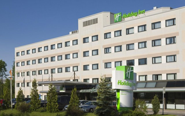 Отель Holiday Inn Helsinki - Vantaa Airport вид на фасад
