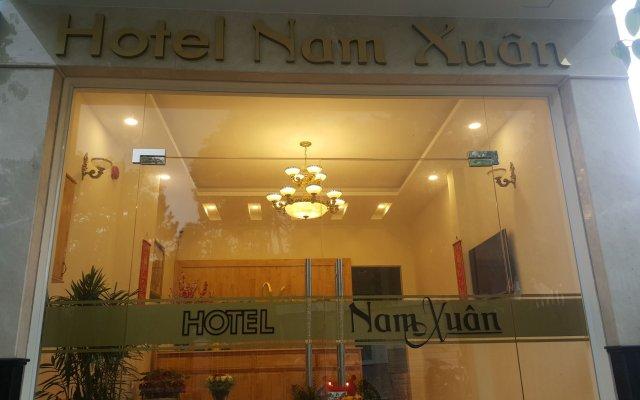 Отель Nam Xuan Далат вид на фасад
