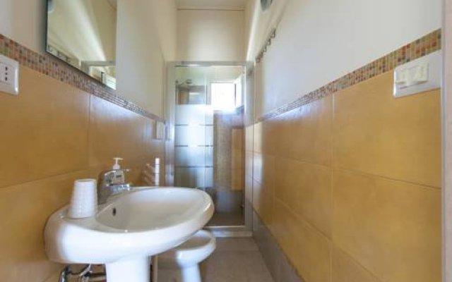 Отель Il Casale di Ferdy Италия, Кутрофьяно - отзывы, цены и фото номеров - забронировать отель Il Casale di Ferdy онлайн ванная