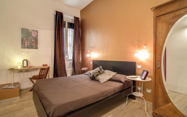 Отель Trastevere Scarlet Dream Suite комната для гостей
