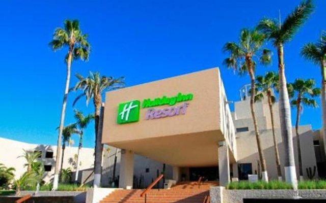 Отель Holiday Inn Resort Los Cabos Все включено Мексика, Сан-Хосе-дель-Кабо - отзывы, цены и фото номеров - забронировать отель Holiday Inn Resort Los Cabos Все включено онлайн вид на фасад