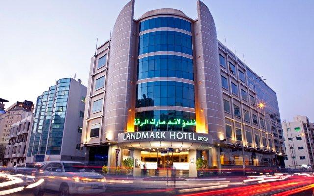 Landmark Hotel Riqqa вид на фасад
