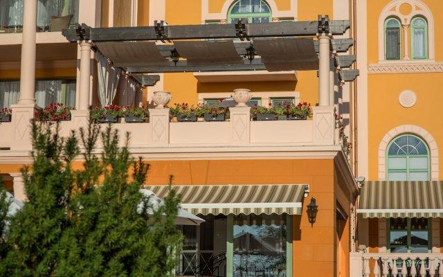 Гостиница Бутик-отель Джоконда Украина, Одесса - 5 отзывов об отеле, цены и фото номеров - забронировать гостиницу Бутик-отель Джоконда онлайн вид на фасад