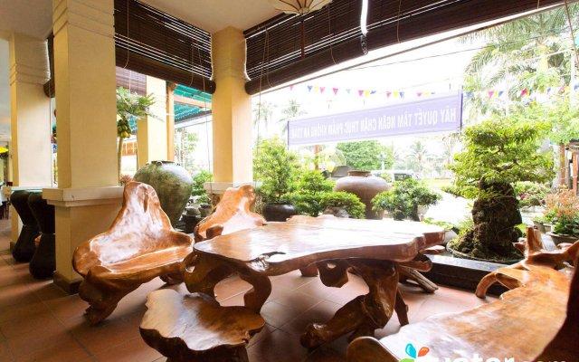 Отель Green Heaven Hoi An Resort & Spa Хойан вид на фасад