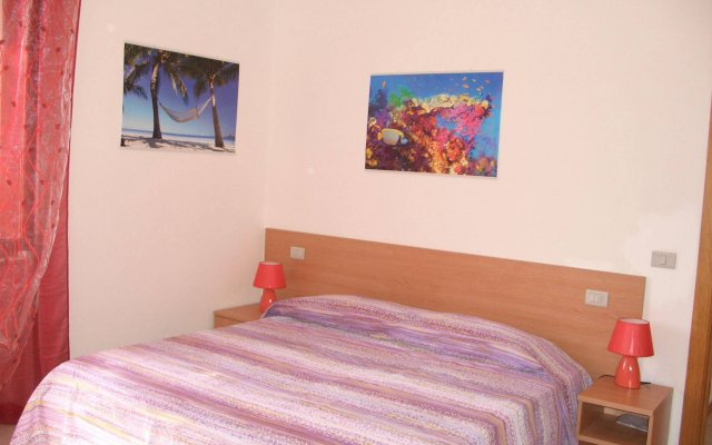 Отель Bed & Breakfast La Pace Ареццо вид на фасад