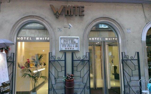 White Hotel вид на фасад