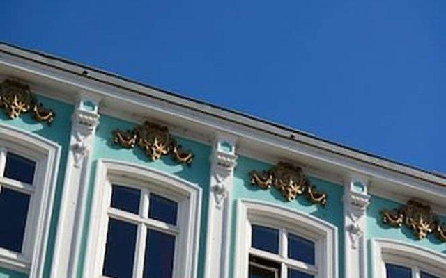 Отель Village Германия, Гамбург - отзывы, цены и фото номеров - забронировать отель Village онлайн вид на фасад