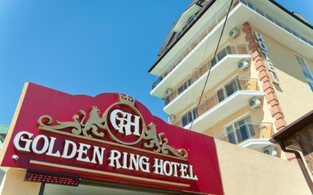 Golden Ring Hotel вид на фасад
