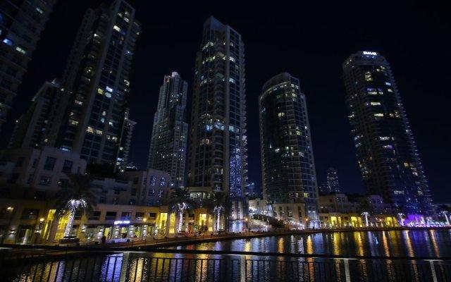 Отель City Nights - 3B Villa City View вид на фасад