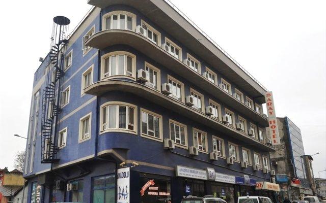 Saray Hotel вид на фасад