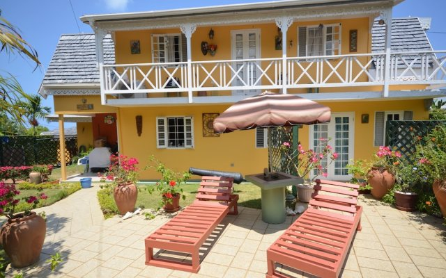 Отель Cannon Cottage, 3BR by Jamaican Treasures вид на фасад