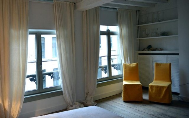 Отель B&B Maryline 25 Бельгия, Антверпен - отзывы, цены и фото номеров - забронировать отель B&B Maryline 25 онлайн комната для гостей
