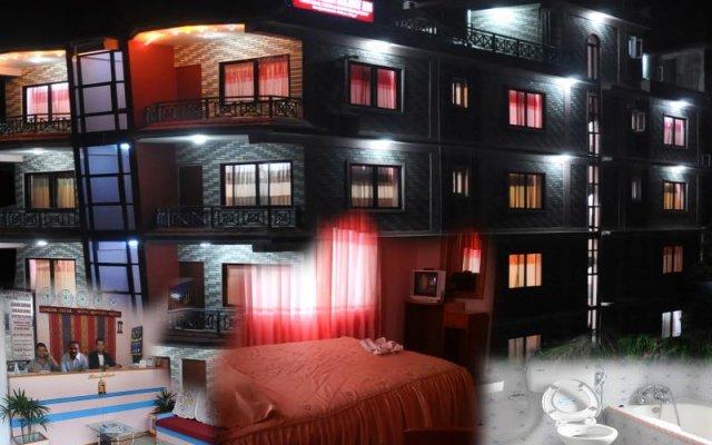 Отель Fewa Holiday Inn Непал, Покхара - отзывы, цены и фото номеров - забронировать отель Fewa Holiday Inn онлайн вид на фасад