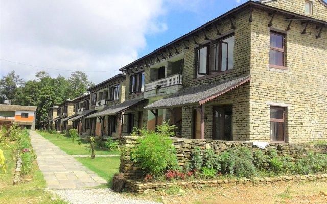 Отель Himalayan Deurali Resort Непал, Лехнат - отзывы, цены и фото номеров - забронировать отель Himalayan Deurali Resort онлайн вид на фасад