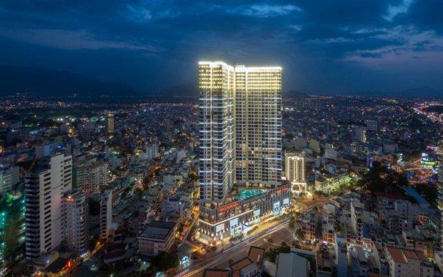 Отель Vinpearl Condotel Empire Nha Trang вид на фасад