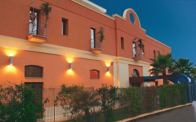 Отель Il Tabacchificio Hotel Италия, Гальяно дель Капо - отзывы, цены и фото номеров - забронировать отель Il Tabacchificio Hotel онлайн вид на фасад