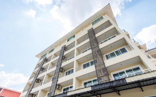Отель Delight Residence Pattaya вид на фасад