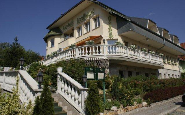 Отель Kolibri Венгрия, Силвашварад - отзывы, цены и фото номеров - забронировать отель Kolibri онлайн вид на фасад