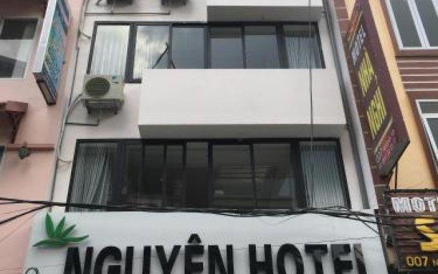 Nguyen Hotel вид на фасад