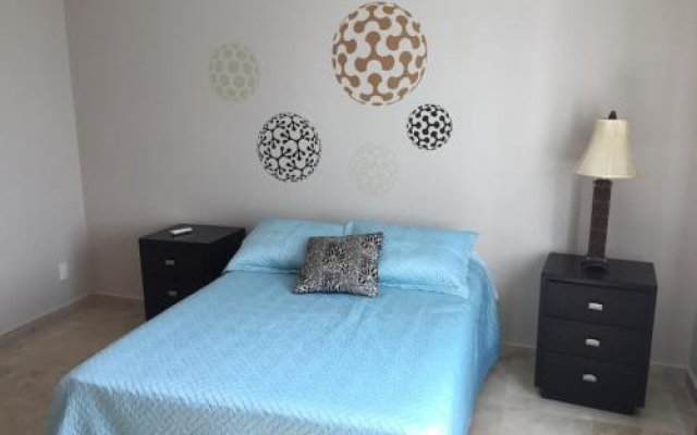 Отель Condominio Hacienda del Sol Масатлан комната для гостей