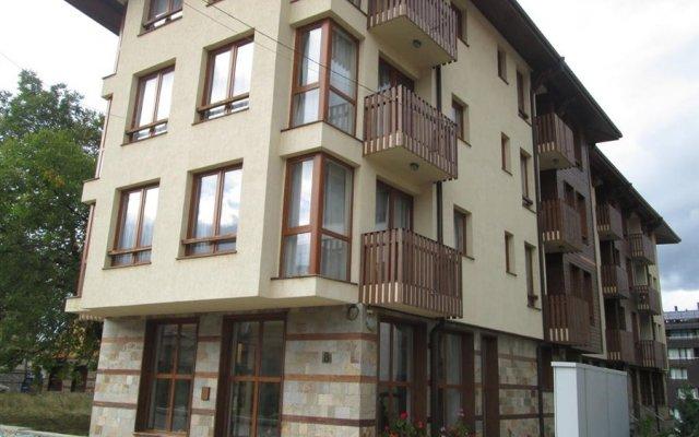 Отель Todorka Views Alexander Services Apartments Болгария, Банско - отзывы, цены и фото номеров - забронировать отель Todorka Views Alexander Services Apartments онлайн вид на фасад