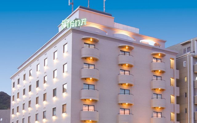 Hotel Piena Kobe Кобе вид на фасад