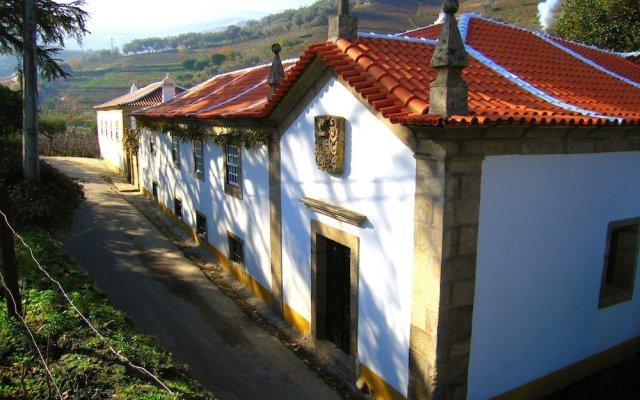 Отель Casa da Azenha Ламего вид на фасад
