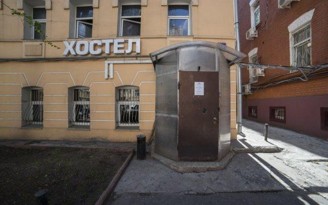 Отель Жилое помещение Рус Таганка Москва вид на фасад