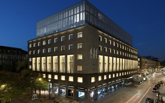 Armani Hotel Milano вид на фасад