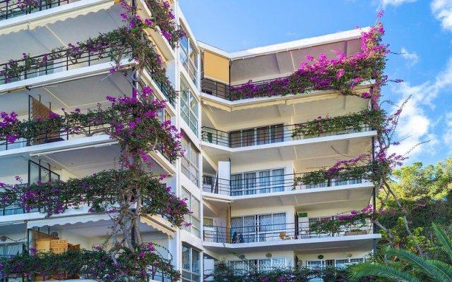 Отель Cascada - Two Bedroom Испания, Торремолинос - отзывы, цены и фото номеров - забронировать отель Cascada - Two Bedroom онлайн вид на фасад