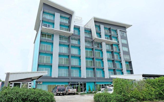 Отель Krabi Hipster Hotel Таиланд, Краби - отзывы, цены и фото номеров - забронировать отель Krabi Hipster Hotel онлайн вид на фасад