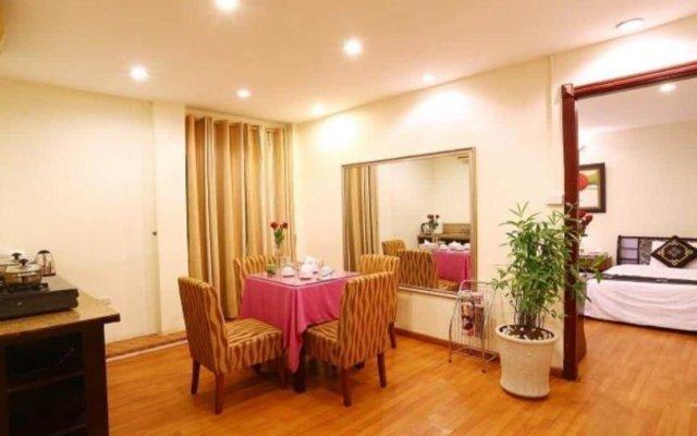 A25 Hotel - An Duong Ханой комната для гостей