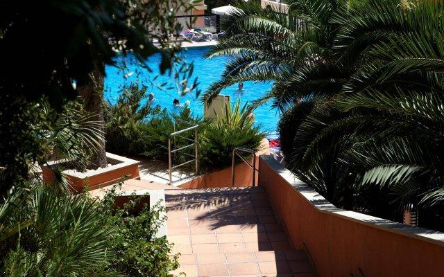 Отель MLL Blue Bay Hotel Испания, Пальма-де-Майорка - 11 отзывов об отеле, цены и фото номеров - забронировать отель MLL Blue Bay Hotel онлайн вид на фасад