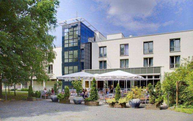 Отель Akademiehotel Dresden Германия, Дрезден - отзывы, цены и фото номеров - забронировать отель Akademiehotel Dresden онлайн вид на фасад